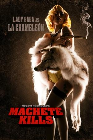 lady gaga in rick schwartz produced machete kills